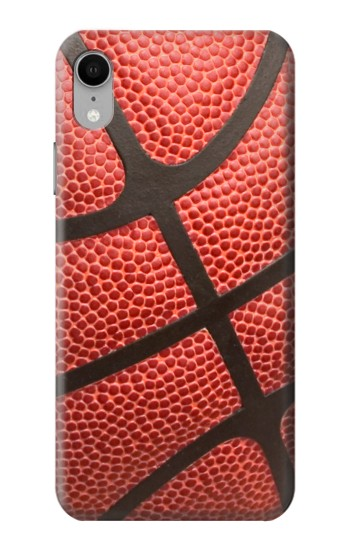 Printed Basketball iPhone XR Case