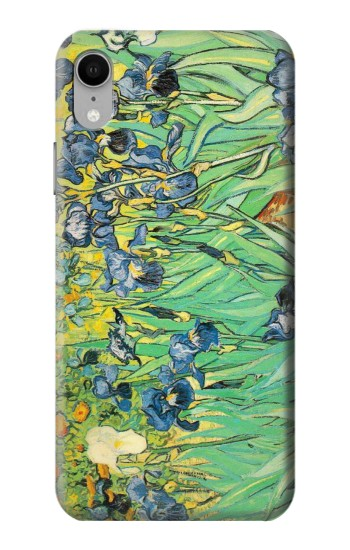 Printed Van Gogh Irises iPhone XR Case