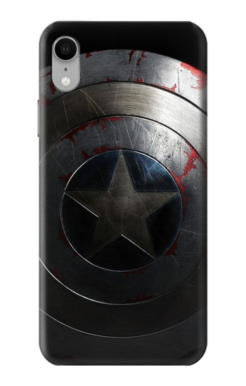 Printed Captain Shield iPhone XR Case