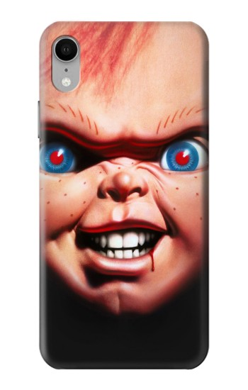 Printed Chucky iPhone XR Case