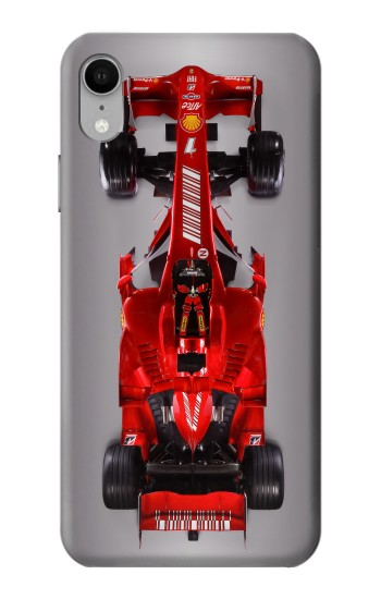 Printed Formula One Racing Car iPhone XR Case