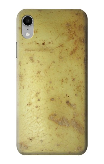 Printed Potato iPhone XR Case