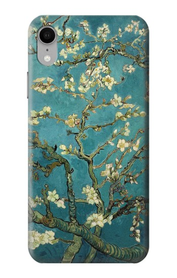 Printed Blossoming Almond Tree Van Gogh iPhone XR Case