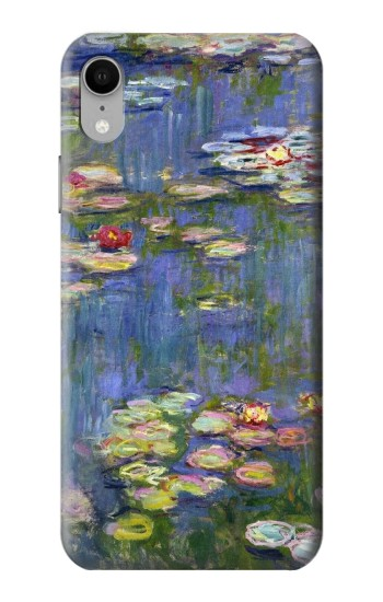 Printed Claude Monet Water Lilies iPhone XR Case