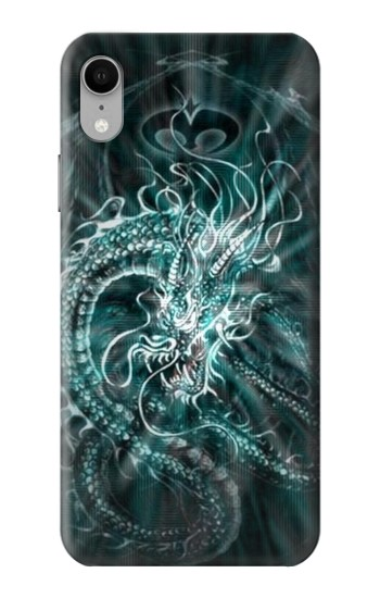 Printed Digital Chinese Dragon iPhone XR Case