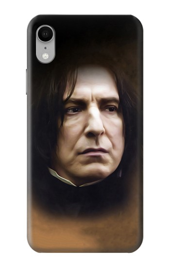 Printed Professor Snape Harry Potter iPhone XR Case