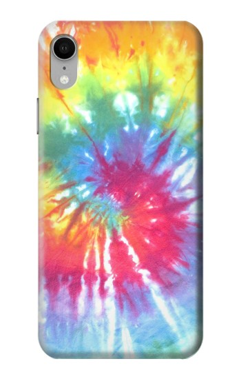 Printed Tie Dye Colorful Graphic Printed iPhone XR Case