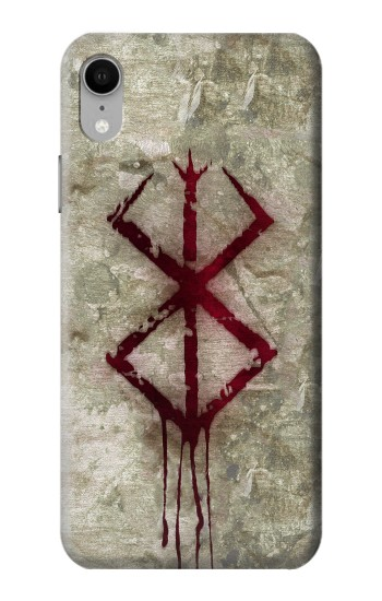 Printed Berserk Stigma iPhone XR Case