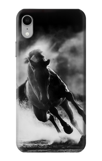 Printed Running Horse iPhone XR Case