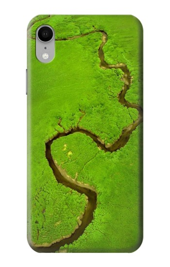 Printed Amazon River iPhone XR Case