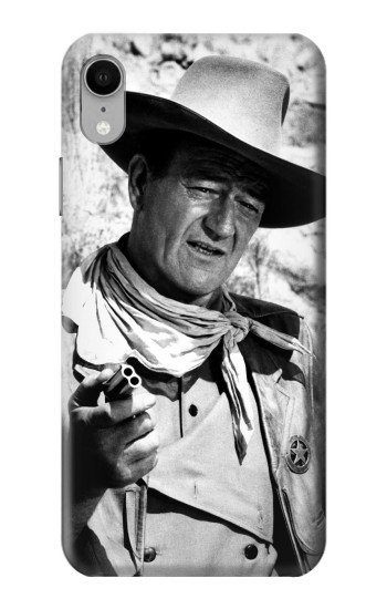 Printed John Wayne The Searchers iPhone XR Case