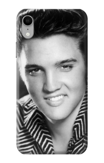 Printed Elvis Presley iPhone XR Case