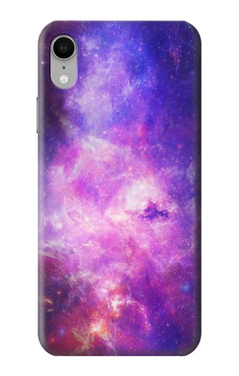 Printed Milky Way Galaxy iPhone XR Case