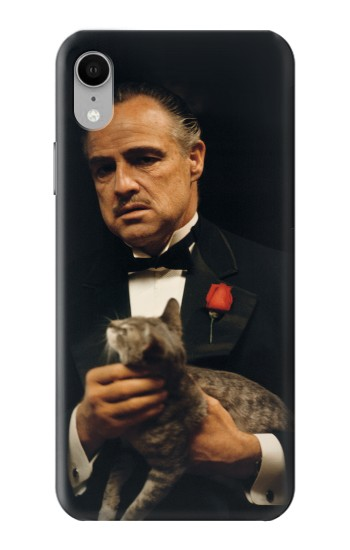 Printed Godfather iPhone XR Case