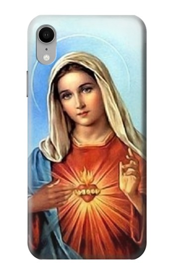Printed The Virgin Mary Santa Maria iPhone XR Case