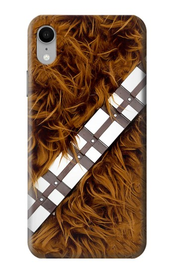 Printed Chewbacca iPhone XR Case