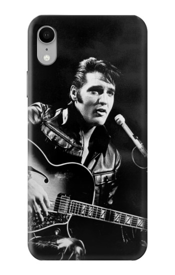 Printed Elvis Presley Live Concert iPhone XR Case