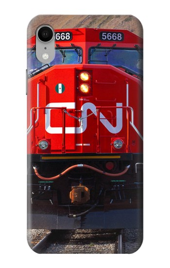 Printed Train Canadian National Railway iPhone XR Case