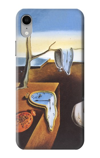 Printed Salvador Dali The Persistence of Memory iPhone XR Case