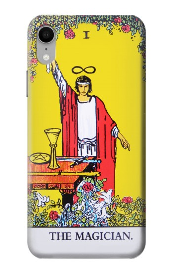 Printed Tarot Card The Magician iPhone XR Case