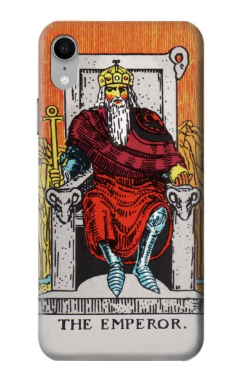 Printed Tarot Card The Emperor iPhone XR Case