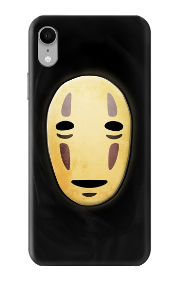 Printed No Face Spirited Away iPhone XR Case