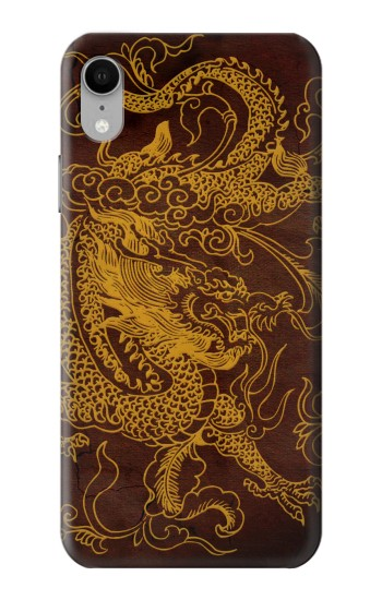 Printed Chinese Dragon iPhone XR Case