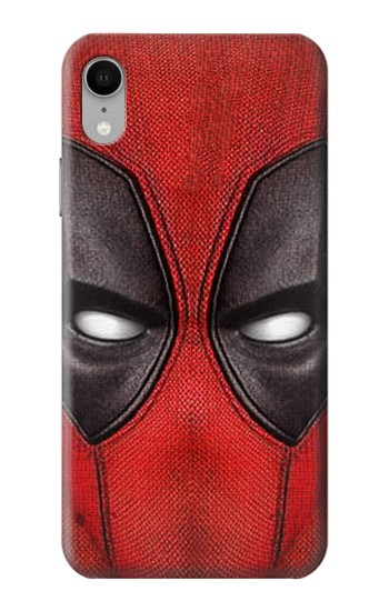 Printed Deadpool Mask iPhone XR Case
