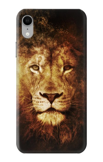 Printed Lion iPhone XR Case