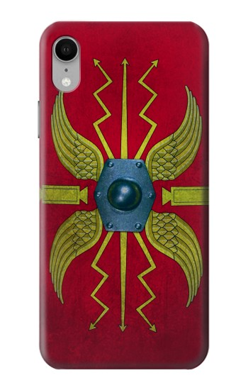 Printed Roman Shield Scutum iPhone XR Case