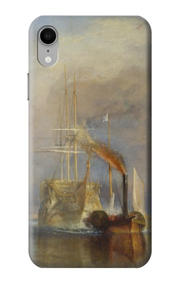 Printed Joseph Mallord William Turner The Fighting Temeraire iPhone XR Case