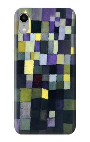 Printed Paul Klee Architecture iPhone XR Case