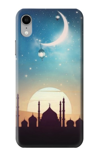 Printed Islamic Sunset iPhone XR Case