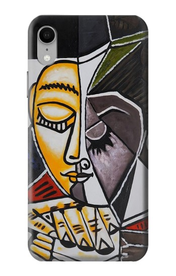 Printed Pablo Picasso Painting iPhone XR Case
