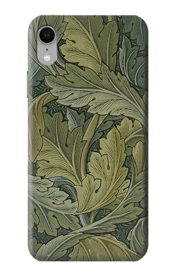 Printed William Morris Acanthus Leaves iPhone XR Case