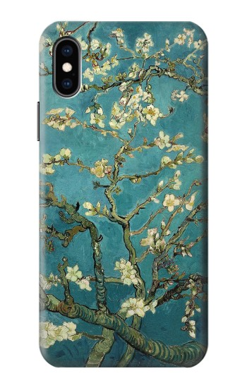 Printed Blossoming Almond Tree Van Gogh iPhone XS Case
