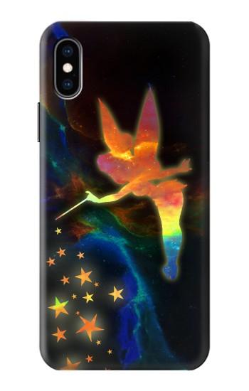 Printed Tinkerbell Magic Sparkle iPhone XS Case
