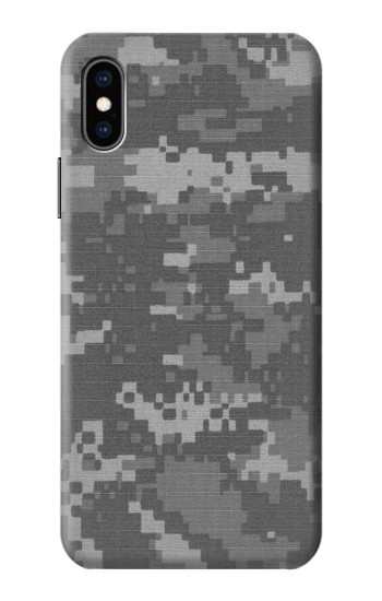 Printed Army White Digital Camo iPhone XS Case