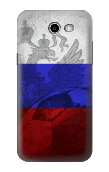 Printed Russia Football Flag Asus Zenfone 2 Laser ZE600KL Case