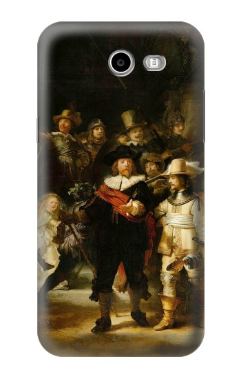 Printed The Night Watch Rembrandt Asus Zenfone 2 Laser ZE600KL Case