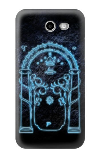 Printed Lord of The Rings Mines of Moria Gate Asus Zenfone 2 Laser ZE600KL Case