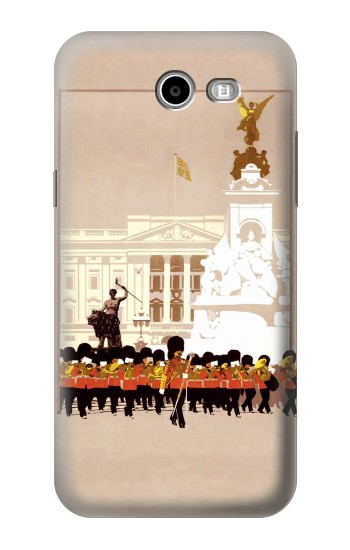Printed Vintage Travel Brochure London Asus Zenfone 2 Laser ZE600KL Case