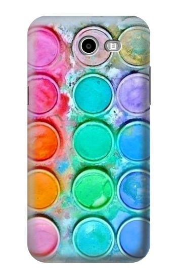 Printed Watercolor Mixing Asus Zenfone 2 Laser ZE600KL Case