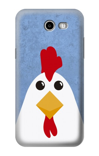 Printed Chicken Cartoon Asus Zenfone 2 Laser ZE600KL Case