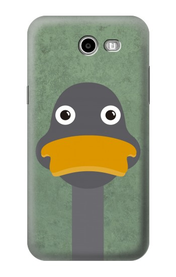 Printed Duck Cartoon Asus Zenfone 2 Laser ZE600KL Case