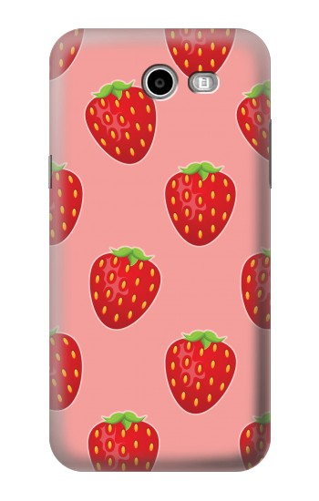 Printed Strawberry Fruit Pattern Asus Zenfone 2 Laser ZE600KL Case