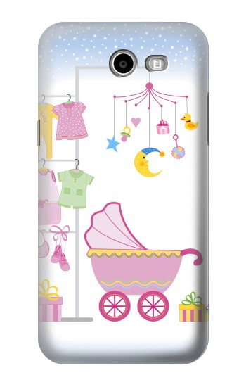 Printed Baby Supplies Asus Zenfone 2 Laser ZE600KL Case