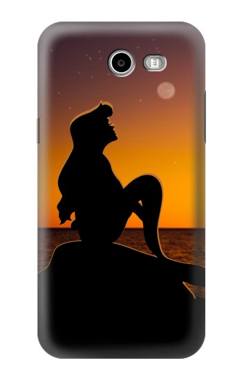 Printed Mermaid Sunset Asus Zenfone 2 Laser ZE600KL Case