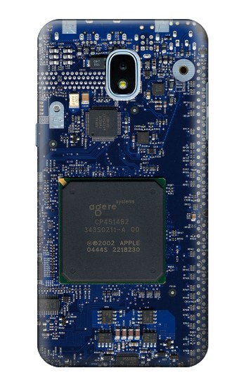 Printed Board Circuit Samsung Galaxy J3 (2018) Case