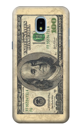 Printed Money Dollars Samsung Galaxy J3 (2018) Case